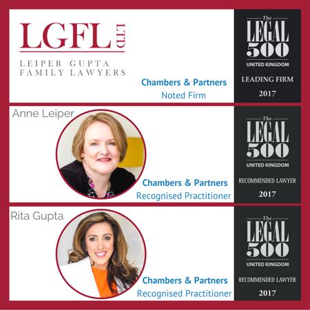 LGFL - Legal500