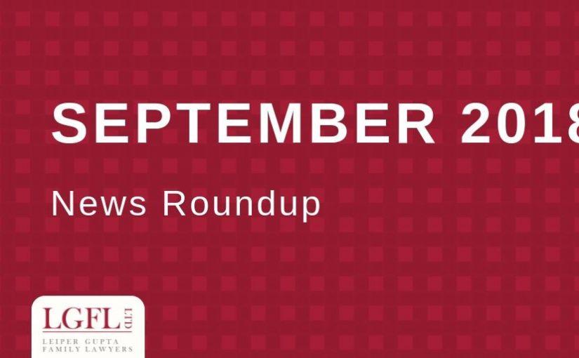 September new roundup