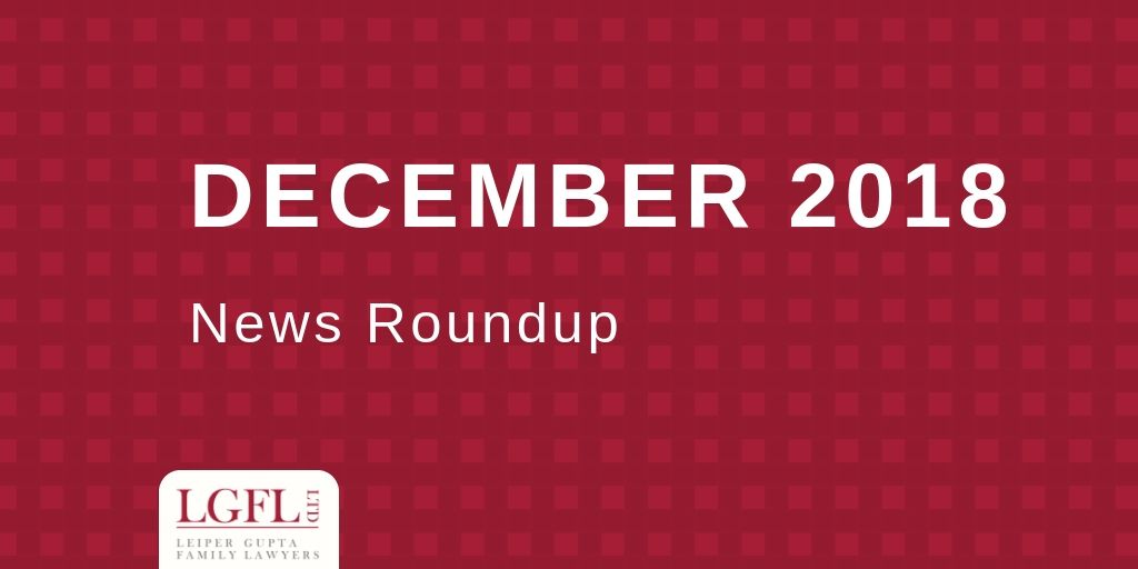 December roundup news for LGFL