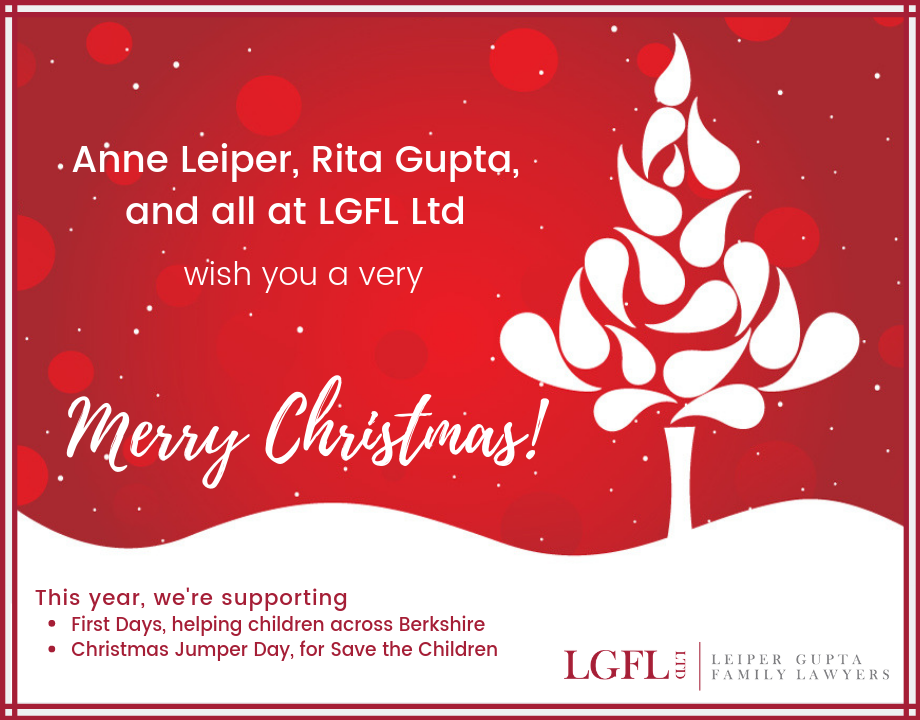 Christmas wishes from LGFL Ltd 2018