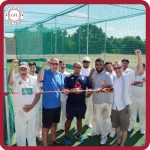 Theale & Tilehurst Cricket Club nets