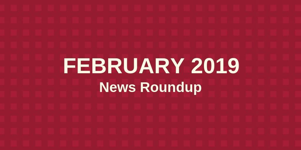 February Roundup News LGFL
