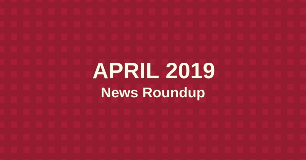 April divorce news round up