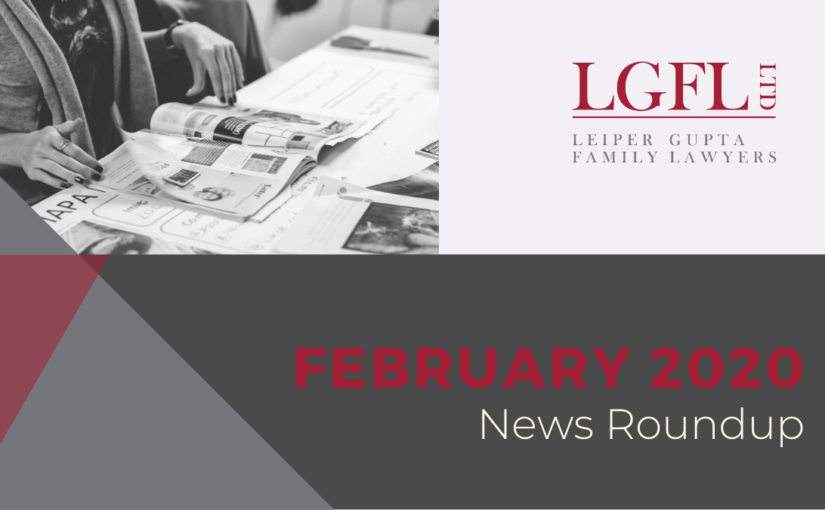 LGFL January Roundup of News