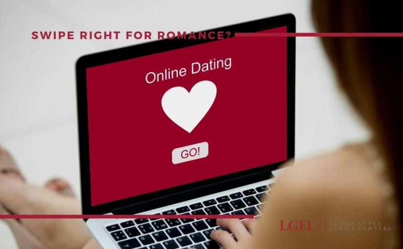 heart on dating agency website