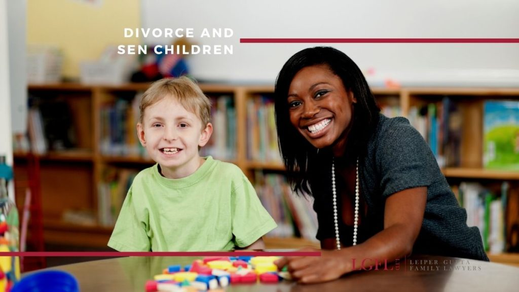special needs child and divorce