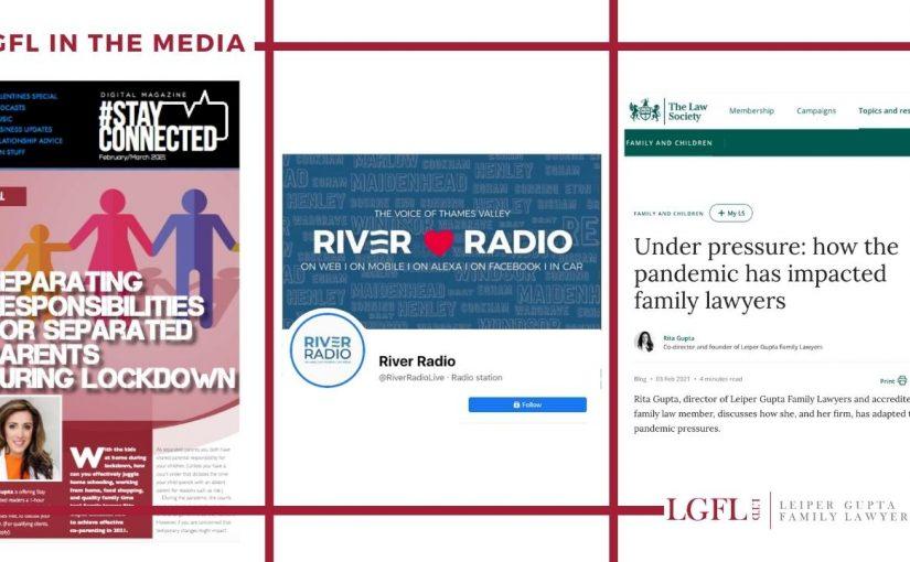 LGFL in the media Feb 2021