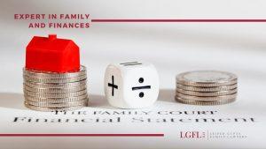 family court finance